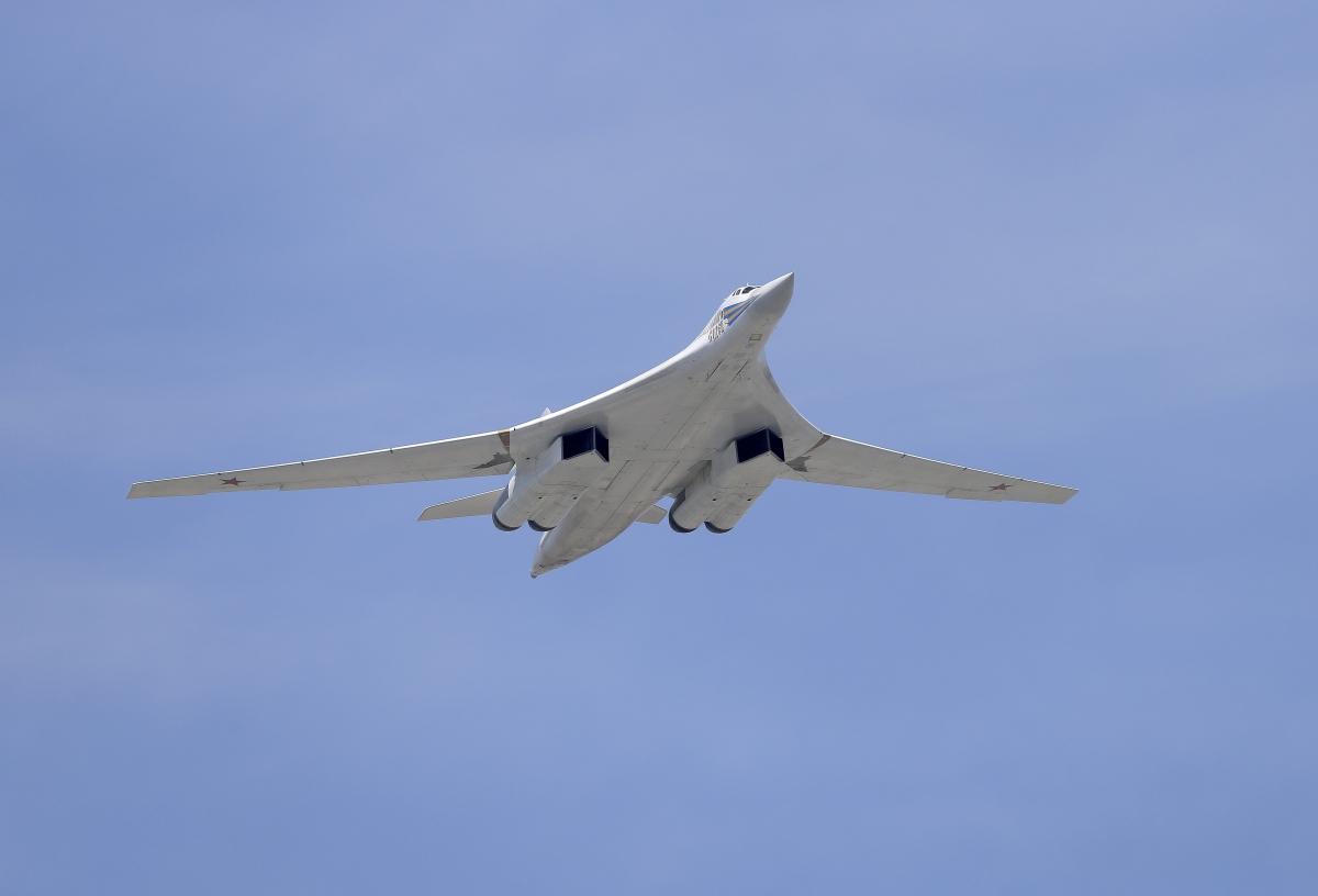Russian TU-160
