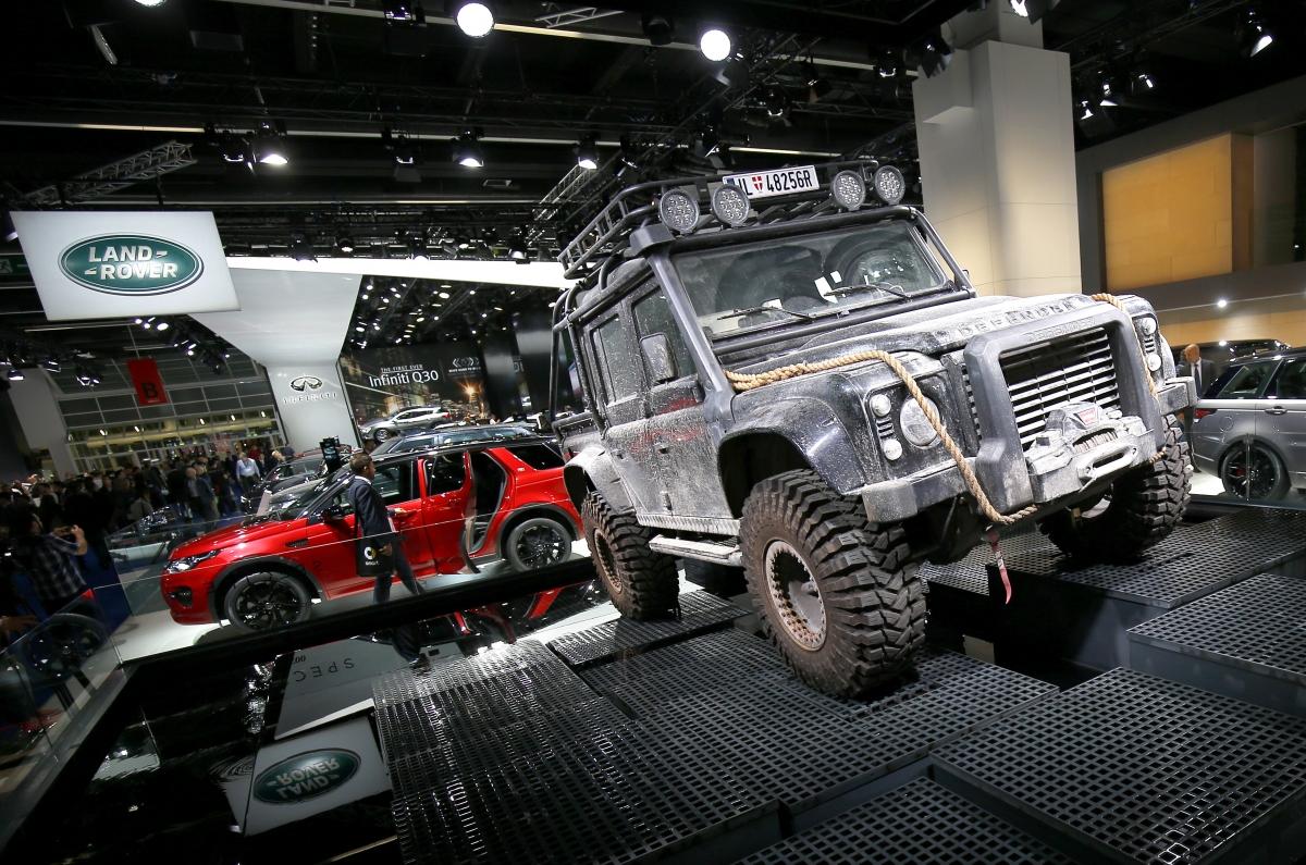 JLR to stop manufacturing Land Rover Defender at West Midlands