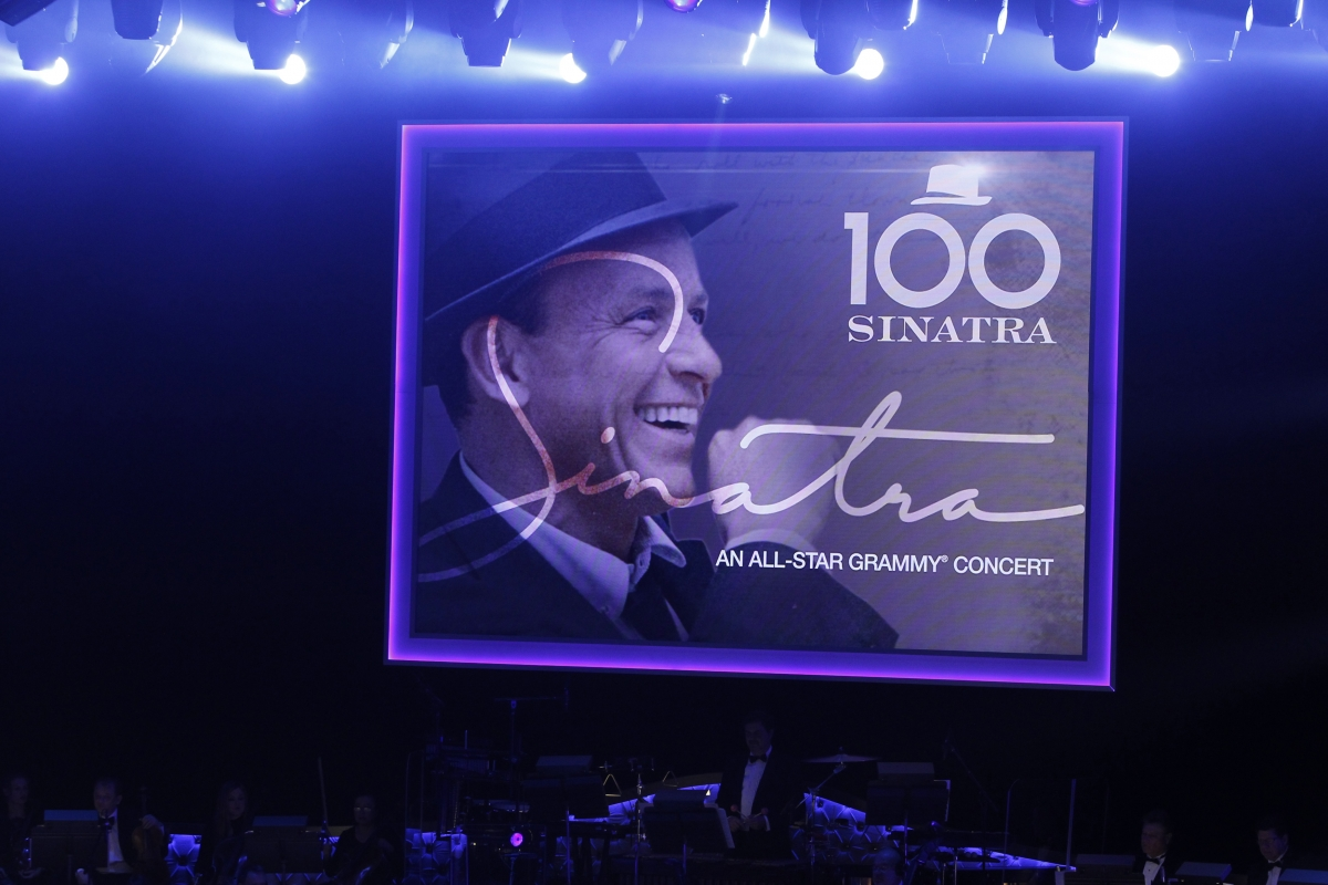Frank Sinatra at 100