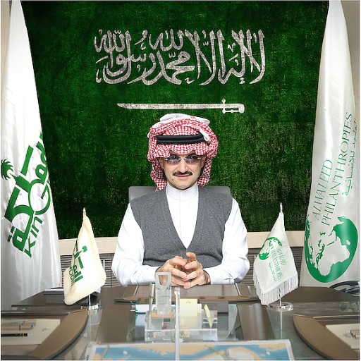 Saudi Prince Alwaleed