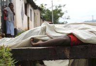 Burundi death toll