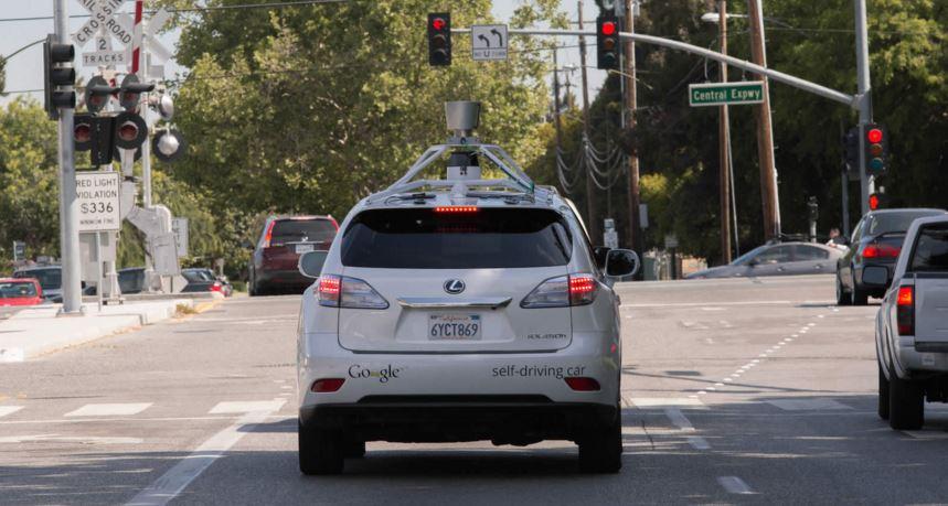 Google self-driving
