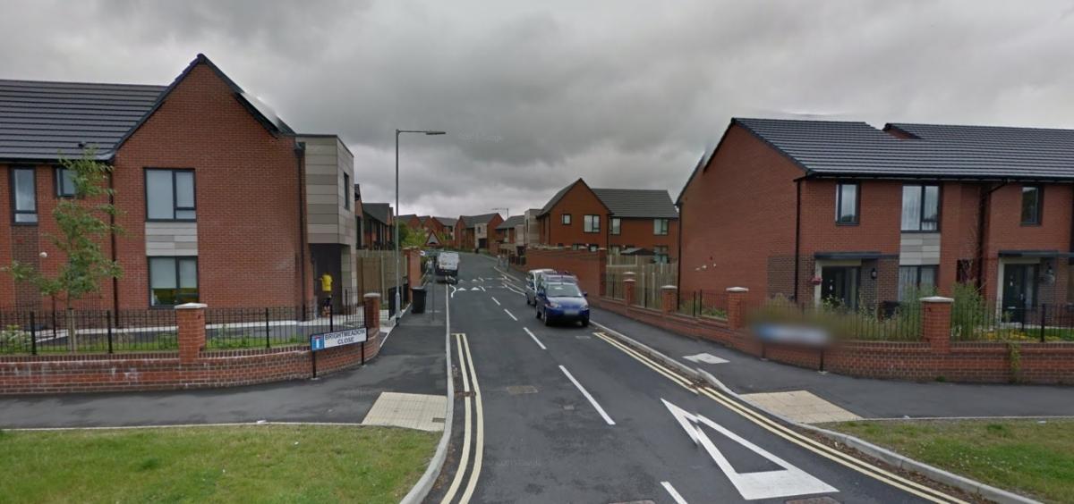 Bolton murder probe Breightmet
