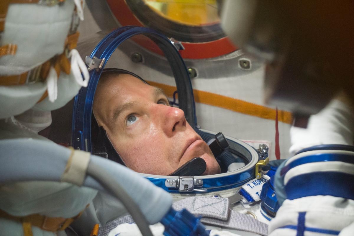 Tim Peake, Astronaut
