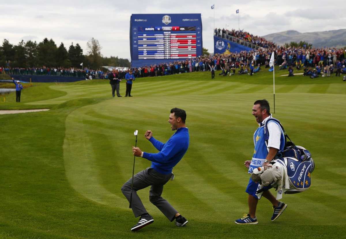 Italy Rome wins Ryder Cup 2022