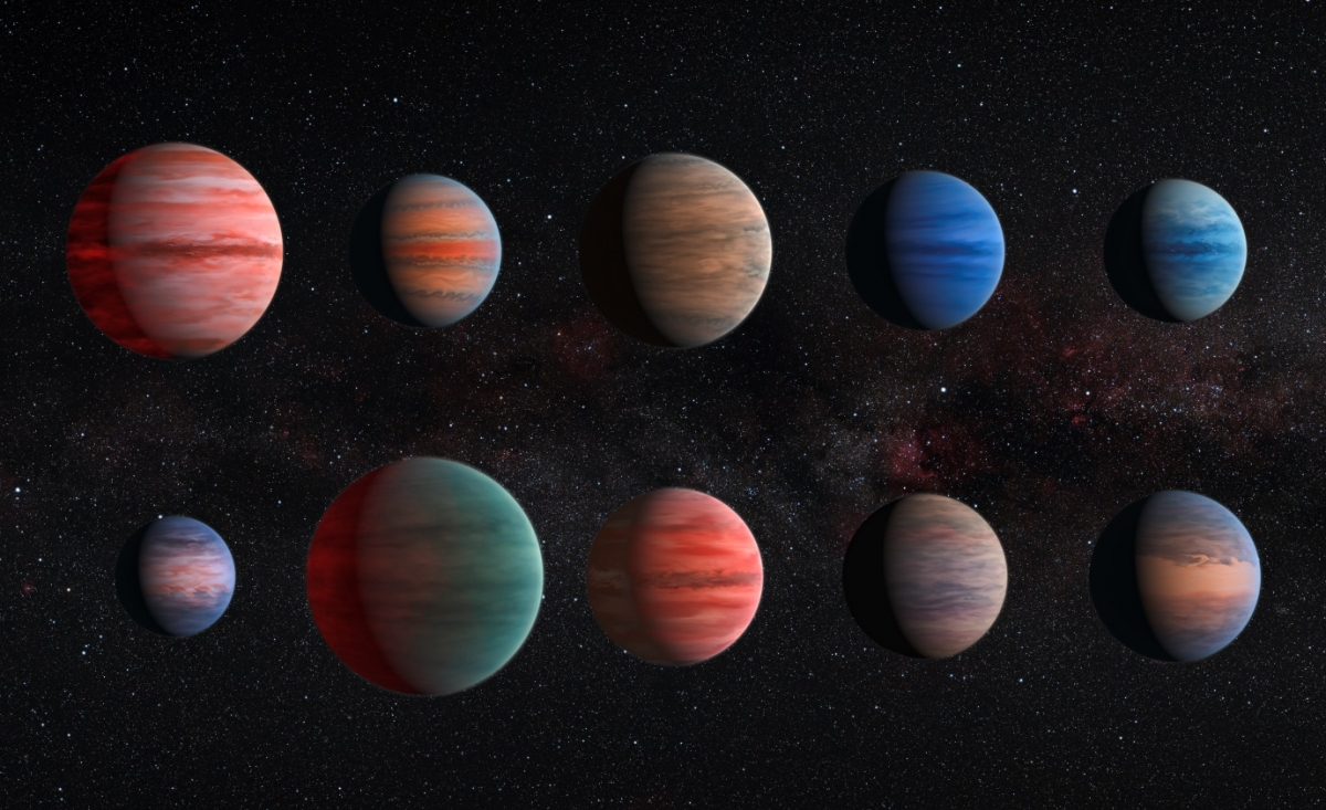 Hot Jupiter exoplanets