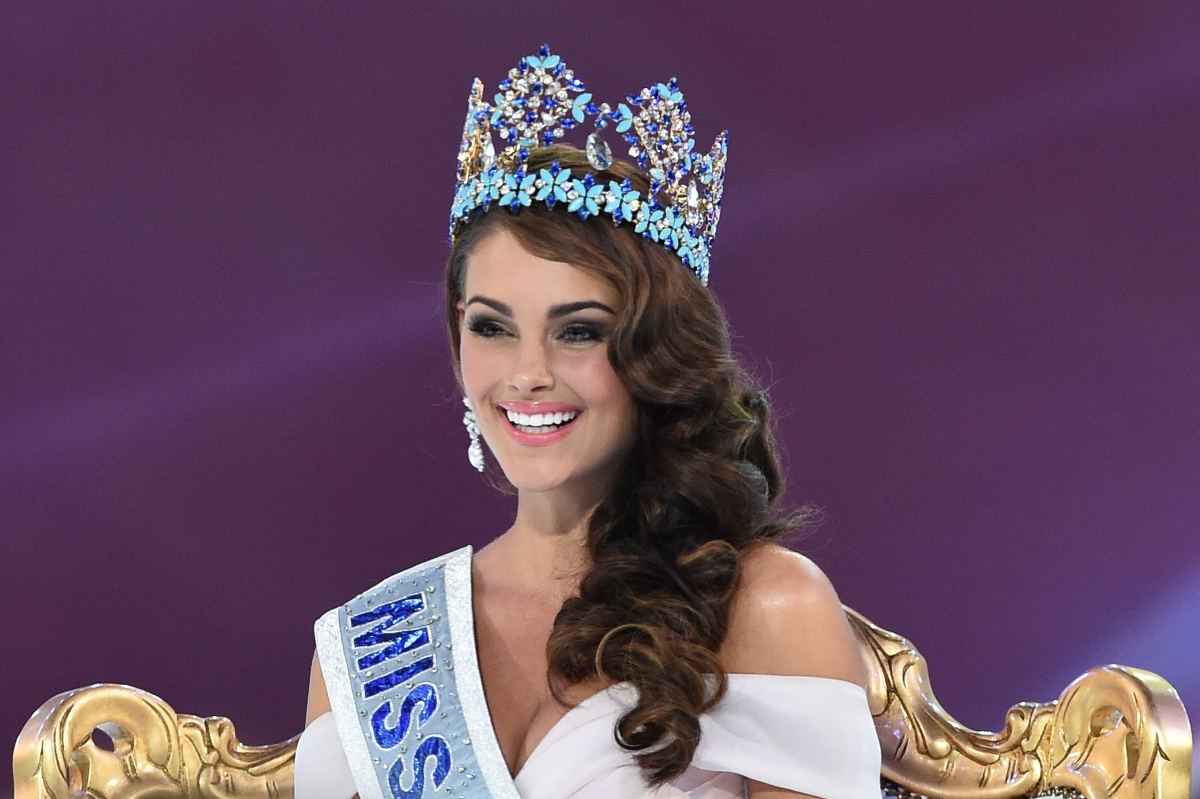Miss World 2014 Rolene Strauss