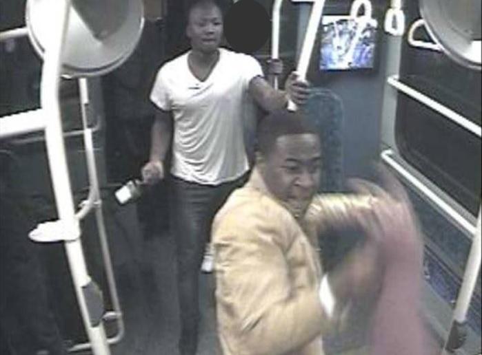 Brixton bus attack