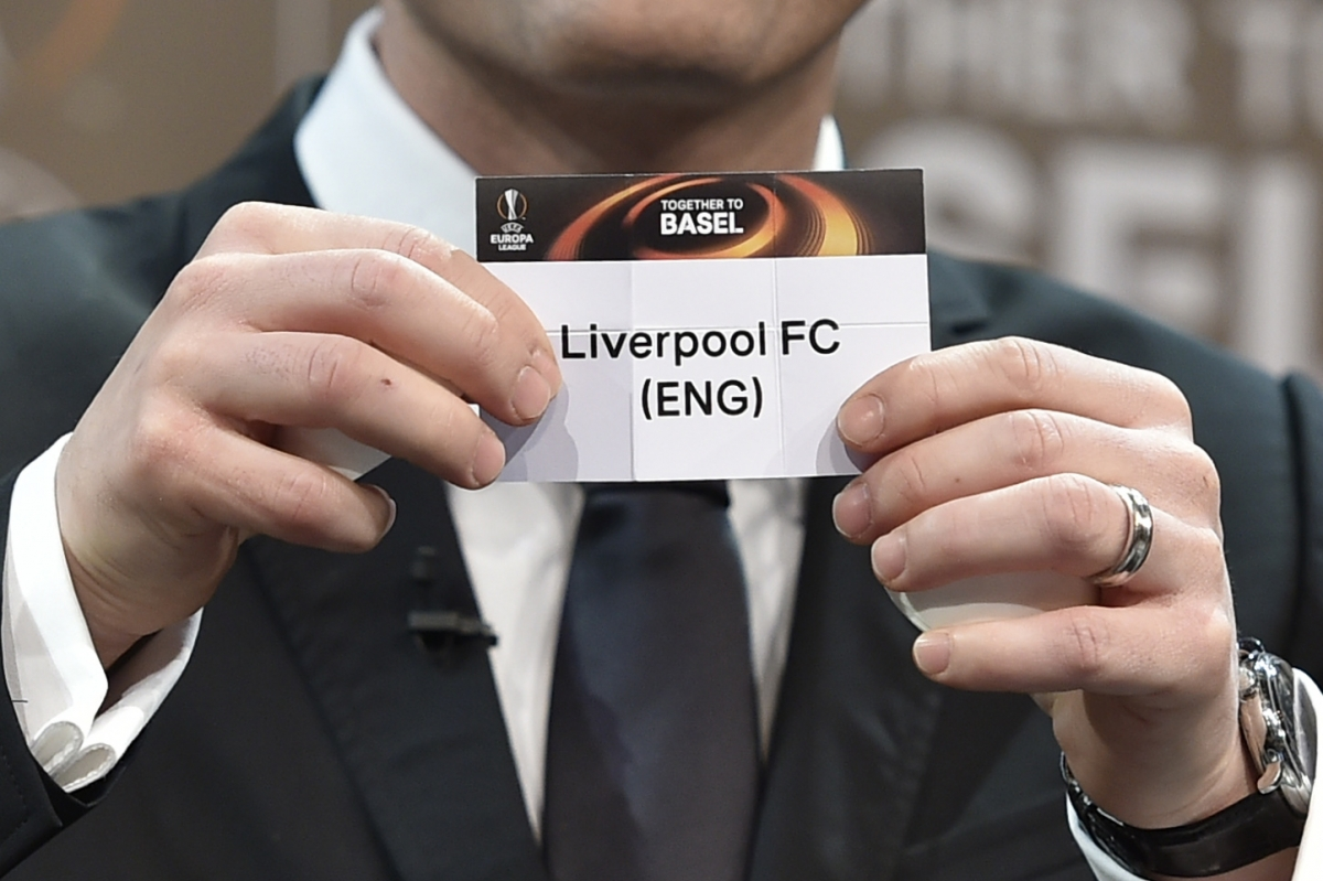 Liverpool Europa League