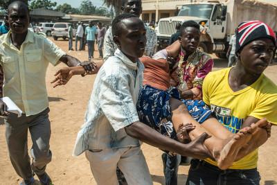 Central African Republic referendum