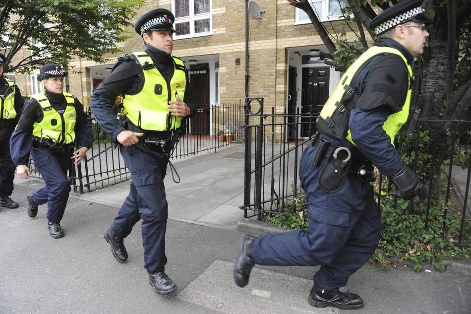 """Vulnerable victims left without protection and support by almost 75% of the British Police."""