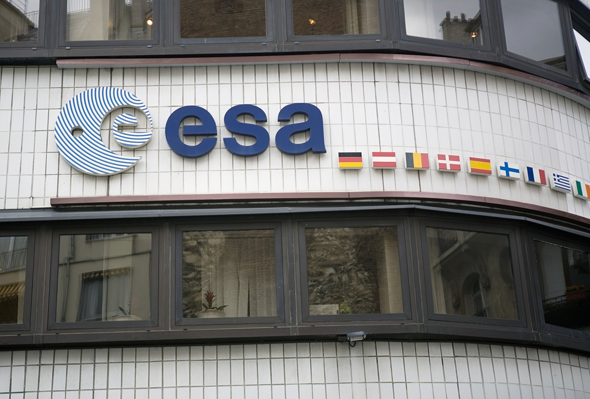European Space Agency hacked