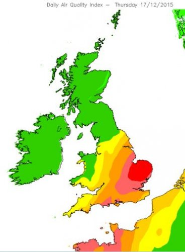 defra air pollution