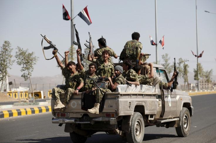 Shia Houthi rebels