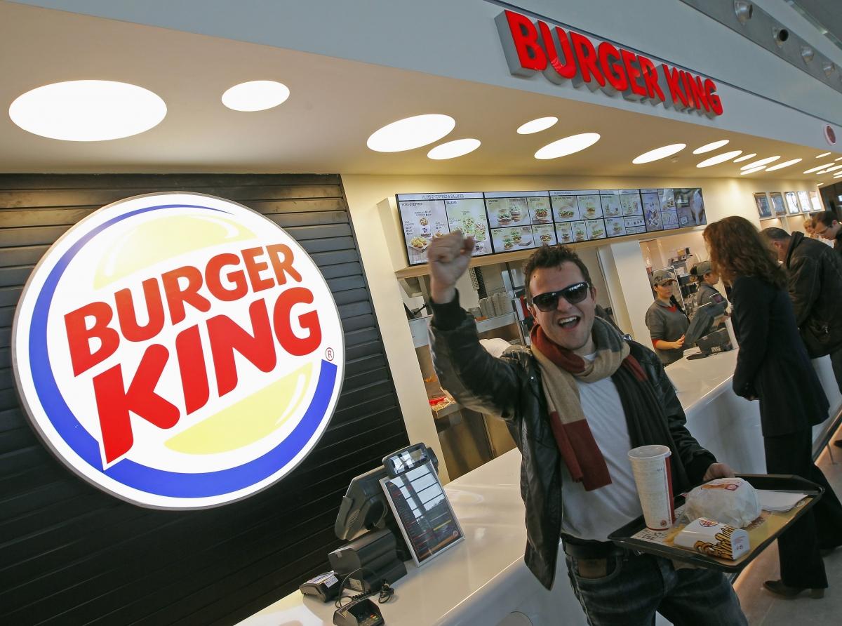 Burger King France Halal