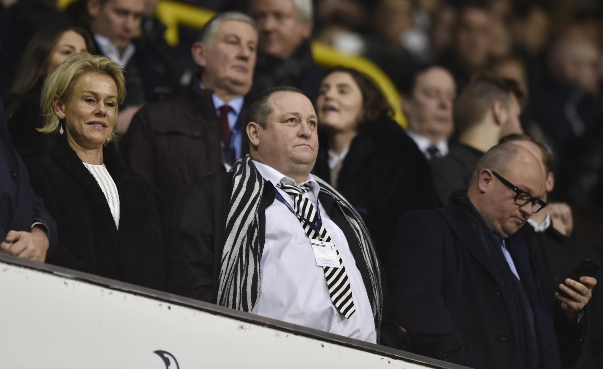 Mike Ashley, Sports Direct chairman