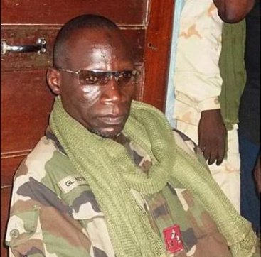 Noureddine Adam, rebel leader in CAR