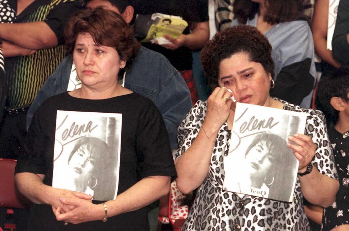 Selena death