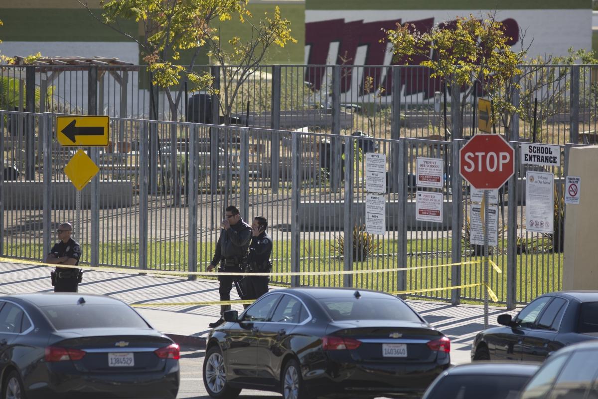 Los Angeles public schools closed