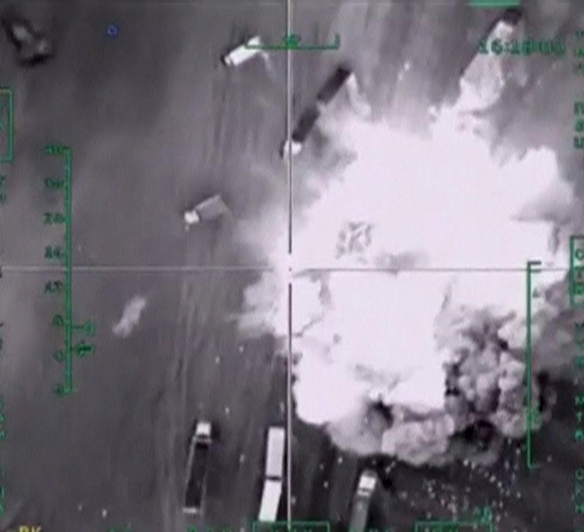 Isis Syria UK coalition