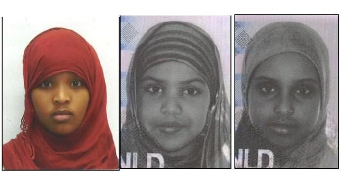 missing teenage girls