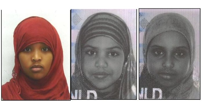 missing teenage girls