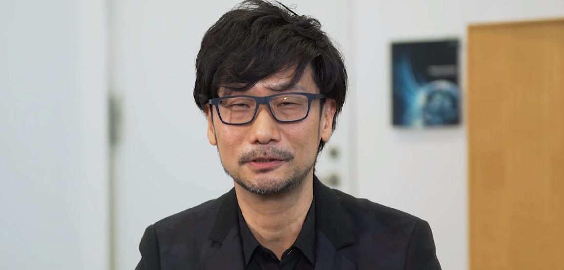 Hideo Kojima Beard