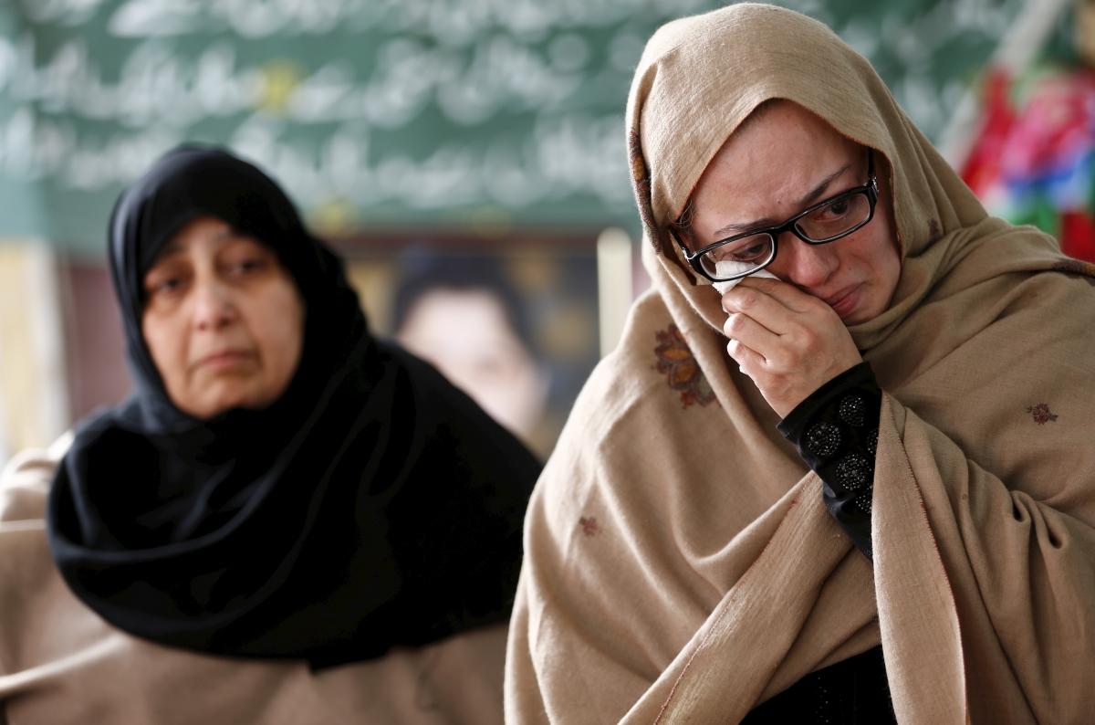 Pakistan Peshawar attack anniversary