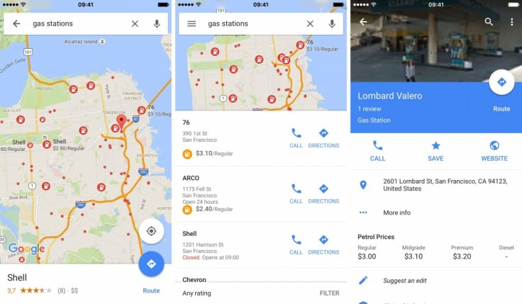 Google maps now brings offline navigation to ios users google maps update gumiabroncs Images