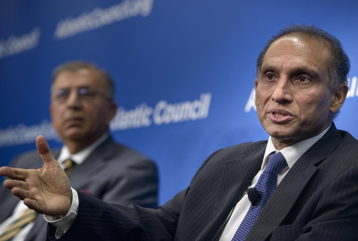 Pakistani foreign secretary Choudhry
