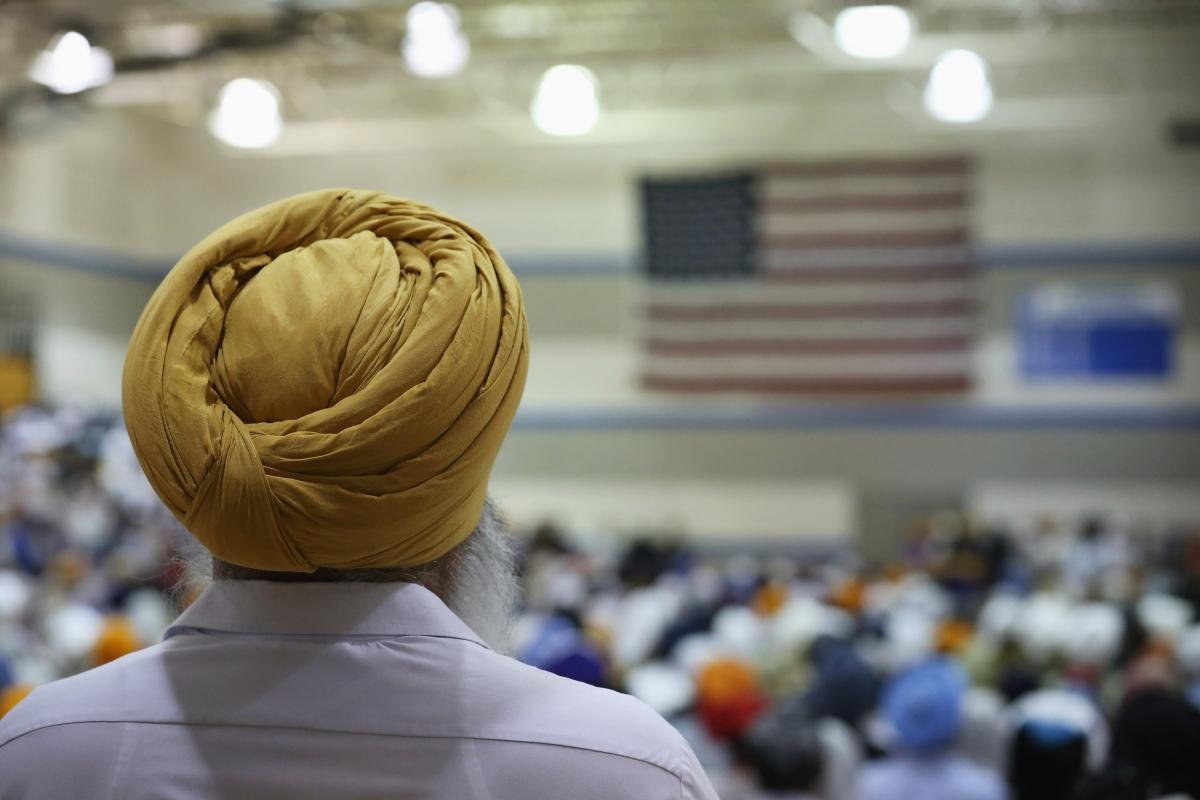 Sikh American