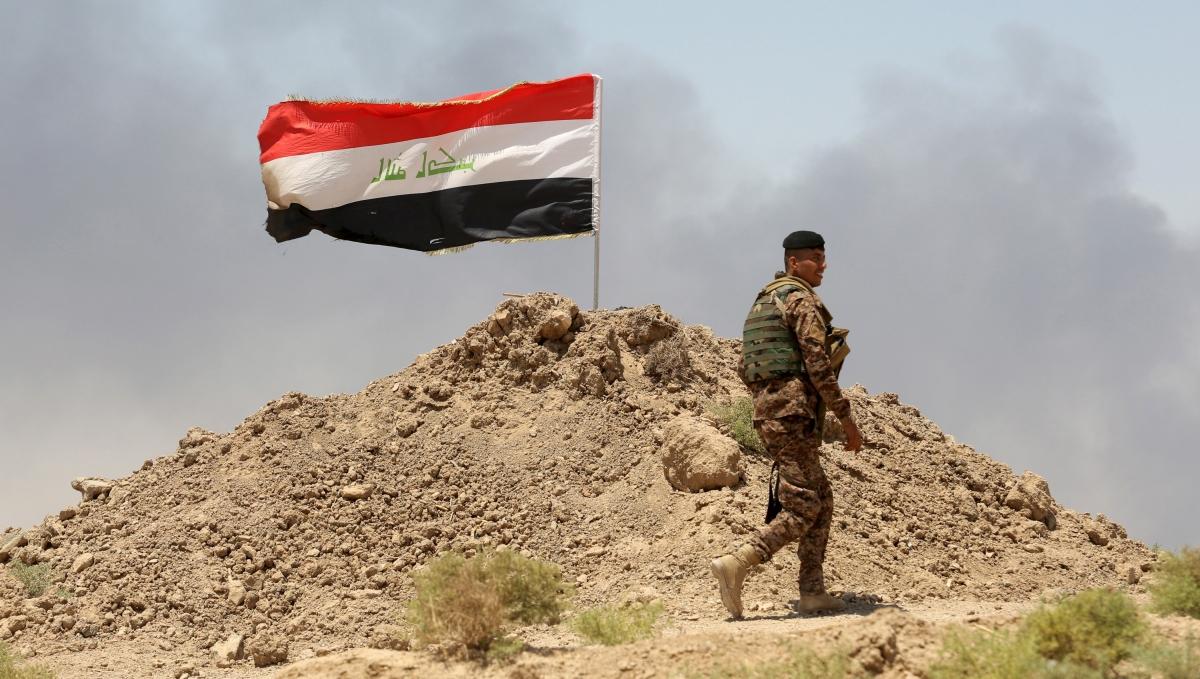 Iraq Qatar hunters