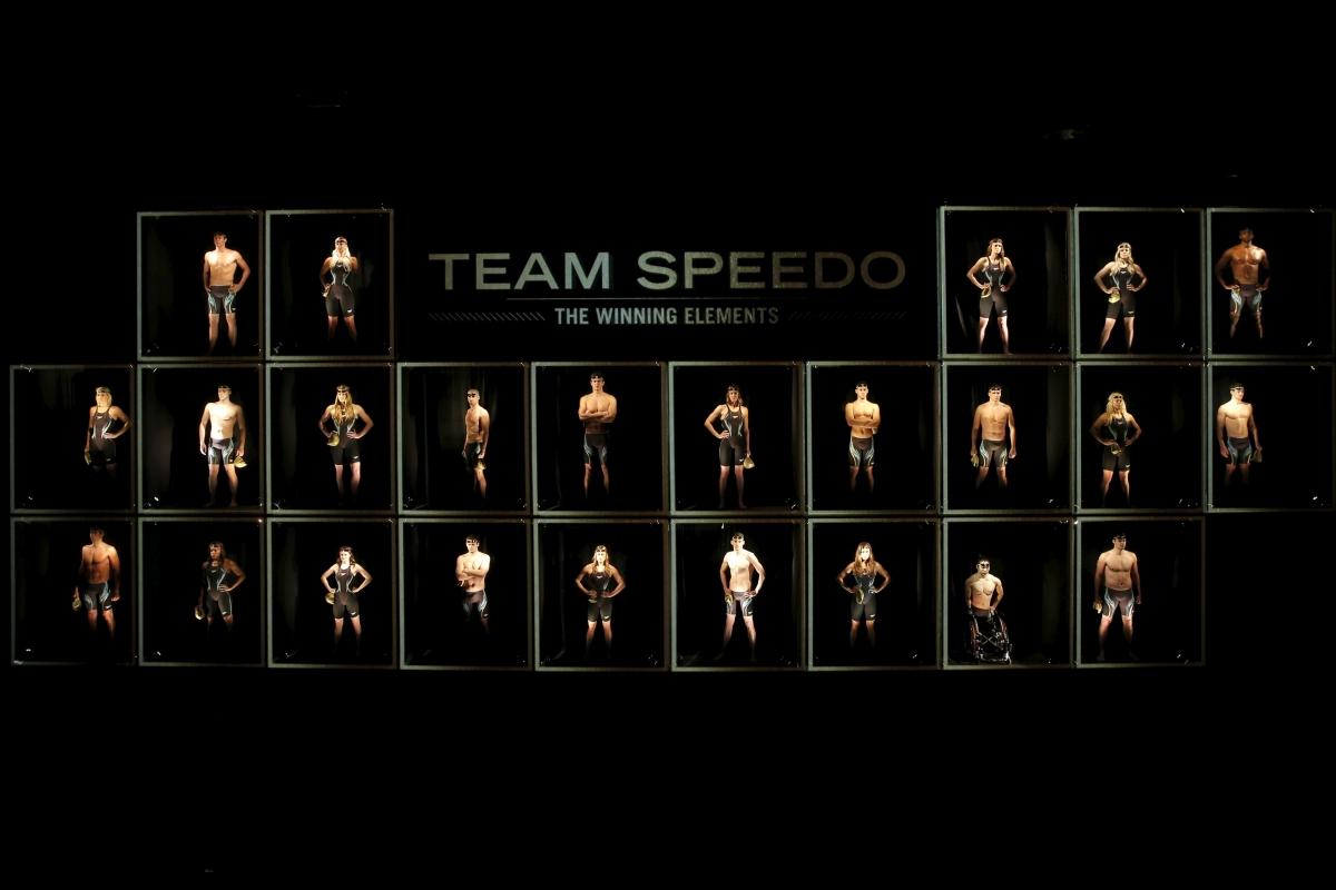 Speedo event