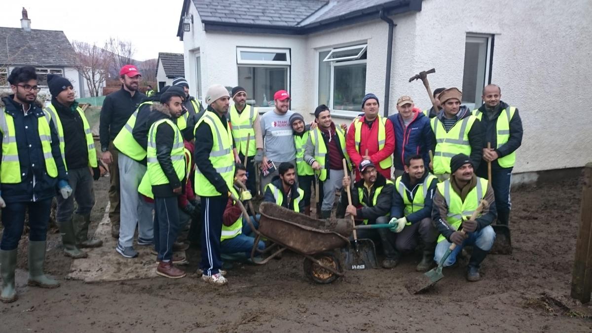 Ahmadiyya Muslim Youth Association in Cumbria