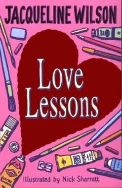 Love Lessons book