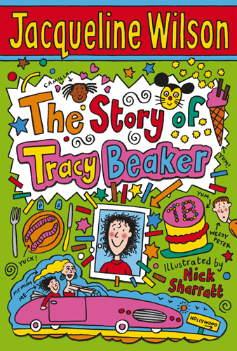 Image result for tracy beaker books