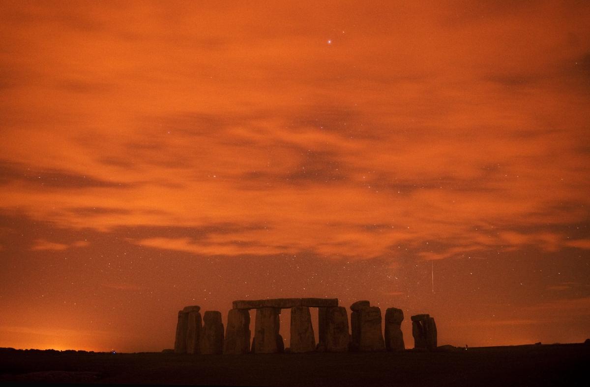 Stonehenge heritage site fracking