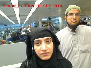 San Bernardino killers Isis Islam