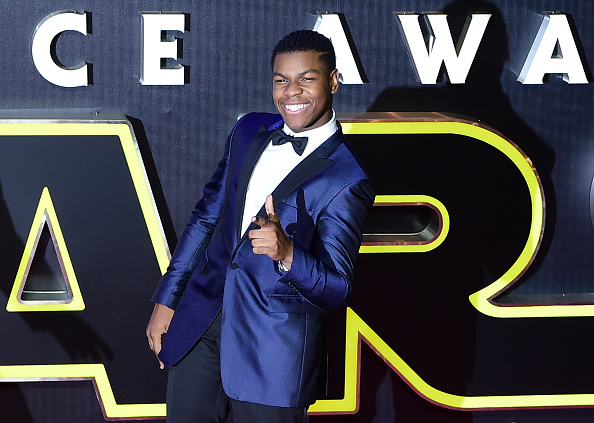 Star Wars London premiere