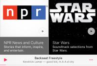 Star Wars radio station