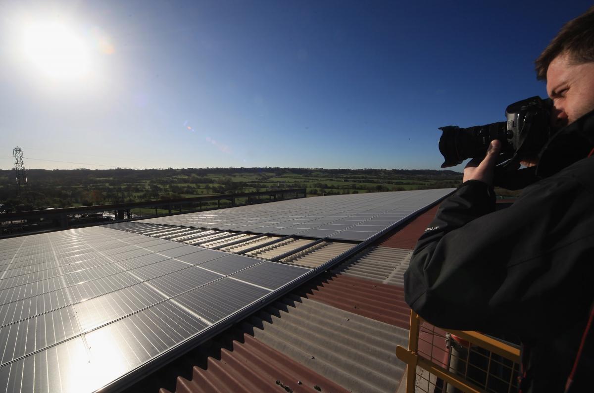 solar panels UK