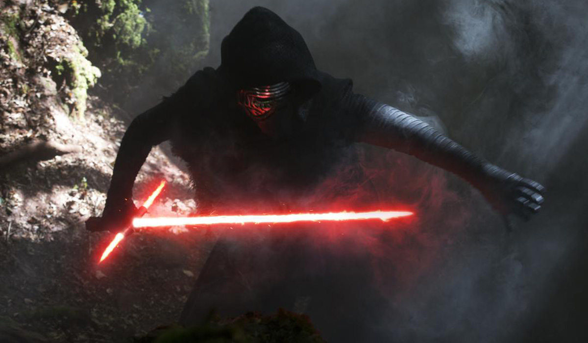 Star Wars The Force Awakens Kylo Ren