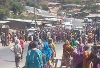 Oromo people protest
