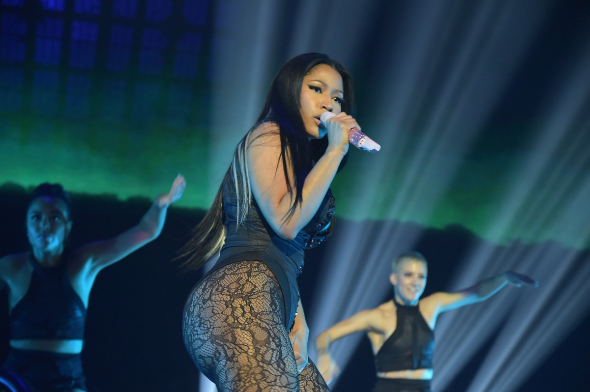 Nicki Minaj tour