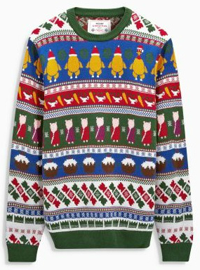 Christmas Jumper Day 2015