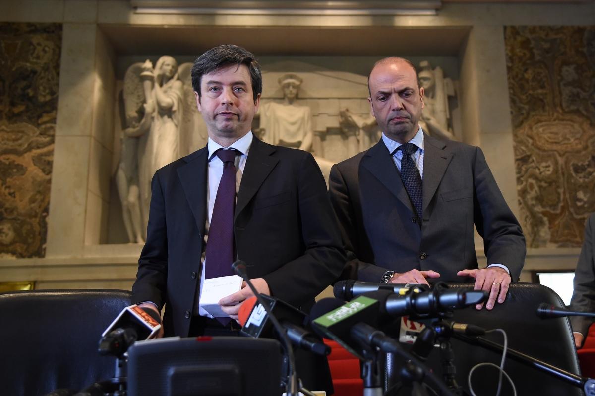 Isis threatens italian minister Orlando