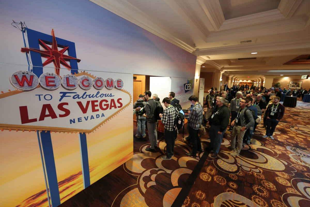 CES Las Vegas