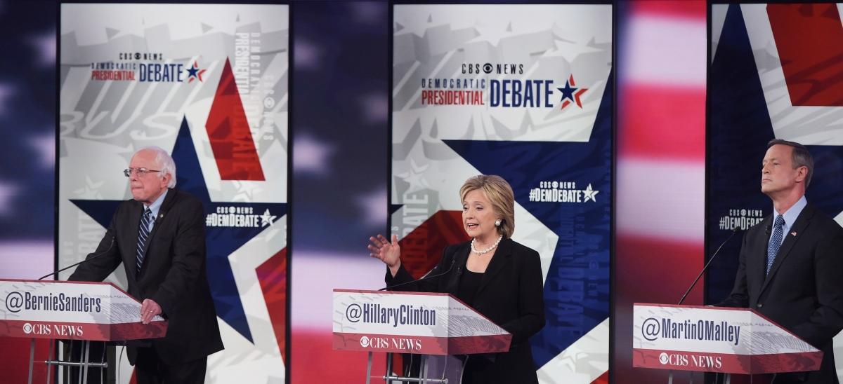 Democratic Debate #2