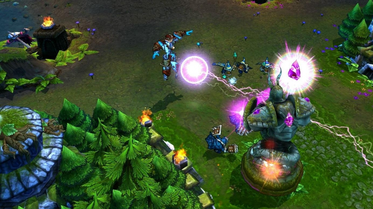 League of Legends developer sells to the Chinese