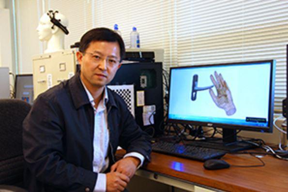 Robotic glove